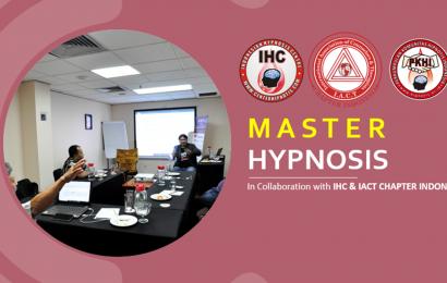 Cover Master Hypnosis Andri Hakim