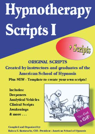 Hypnotherapy Scripts Volume 1