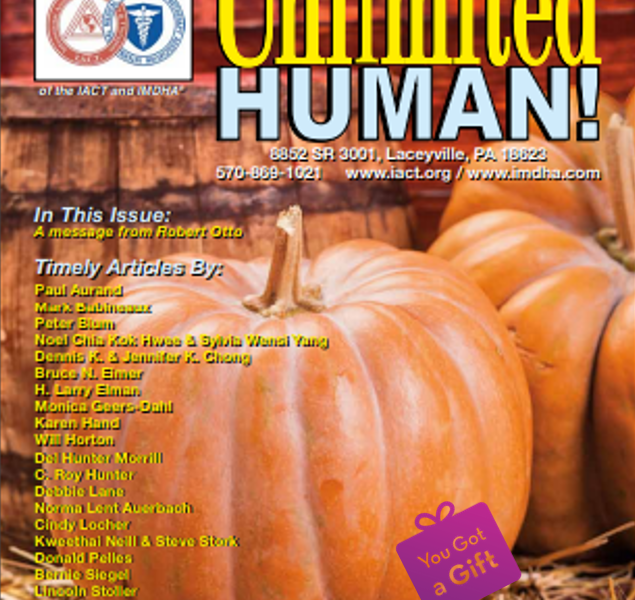 Unlimited Human Fall 2019