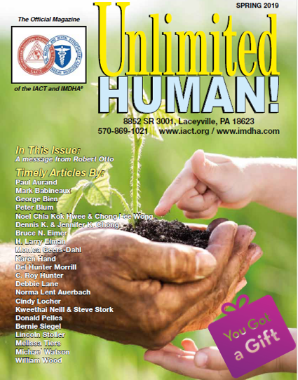 Unlimited Human Spring 2019