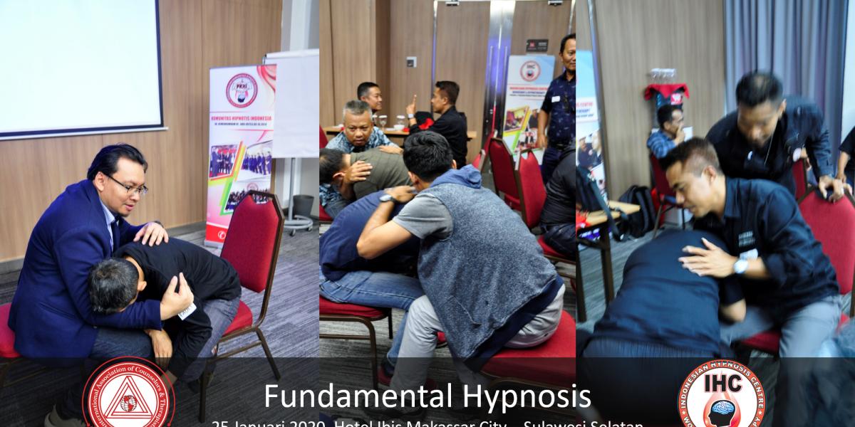 Andri Hakim10 - Fundamental Hypnosis - Januari 25, Makassar 2020