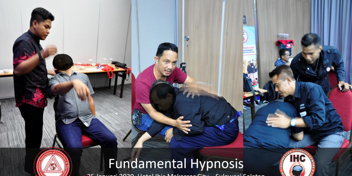Andri Hakim11 - Fundamental Hypnosis - Januari 25, Makassar 2020