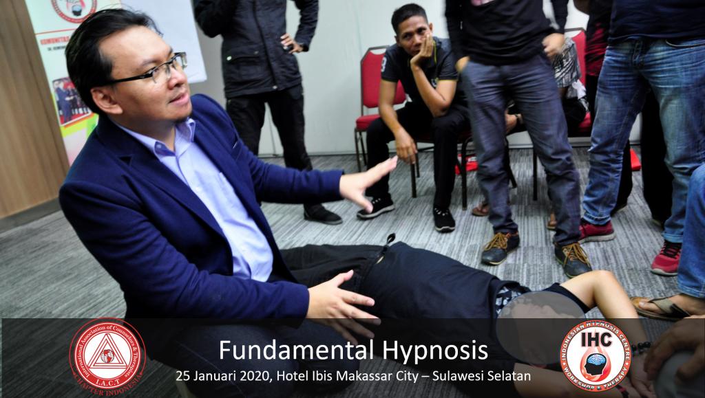 Andri Hakim13 - Fundamental Hypnosis - Januari 25, Makassar 2020