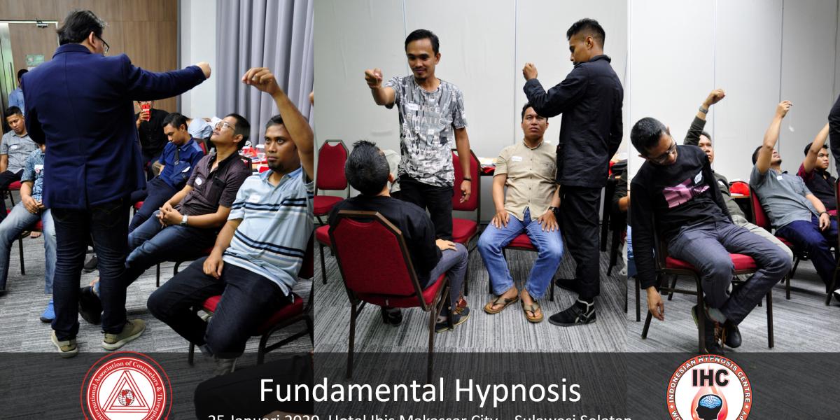 Andri Hakim19 - Fundamental Hypnosis - Januari 25, Makassar 2020