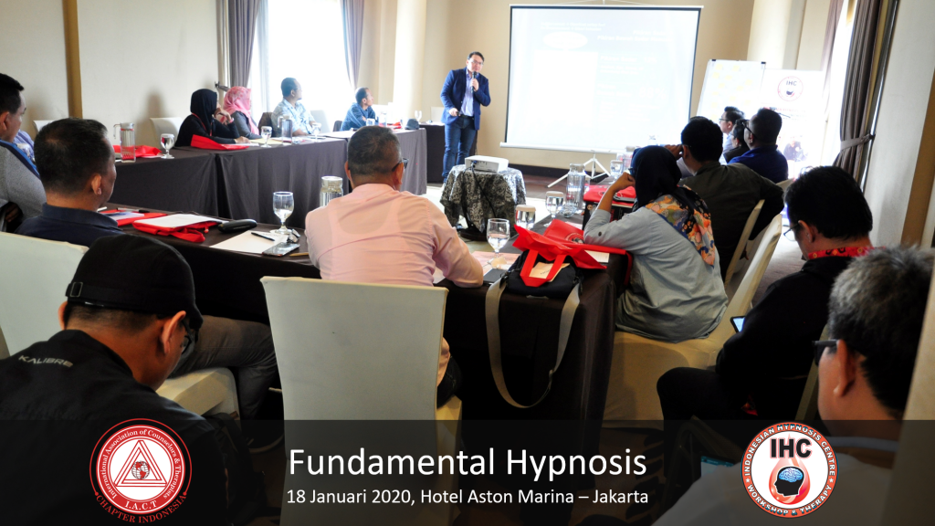 Andri Hakim2 - Fundamental Hypnosis - Januari 18, Ancol Jakarta 2020