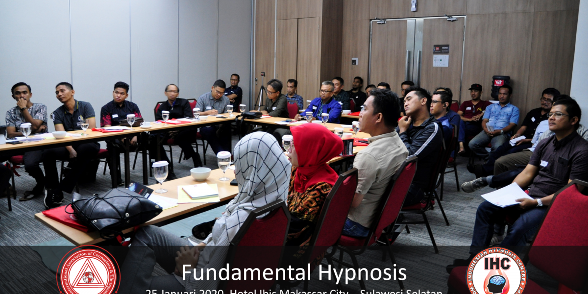 Andri Hakim2 - Fundamental Hypnosis - Januari 25, Makassar 2020