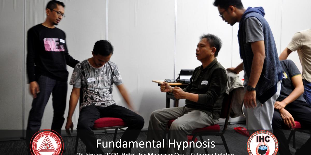 Andri Hakim20 - Fundamental Hypnosis - Januari 25, Makassar 2020