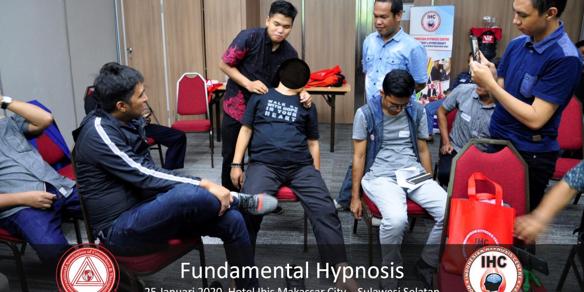 Andri Hakim21 - Fundamental Hypnosis - Januari 25, Makassar 2020