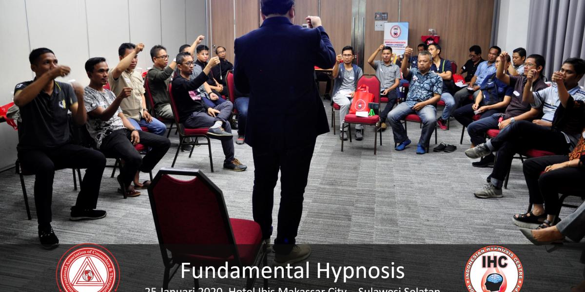 Andri Hakim22 - Fundamental Hypnosis - Januari 25, Makassar 2020