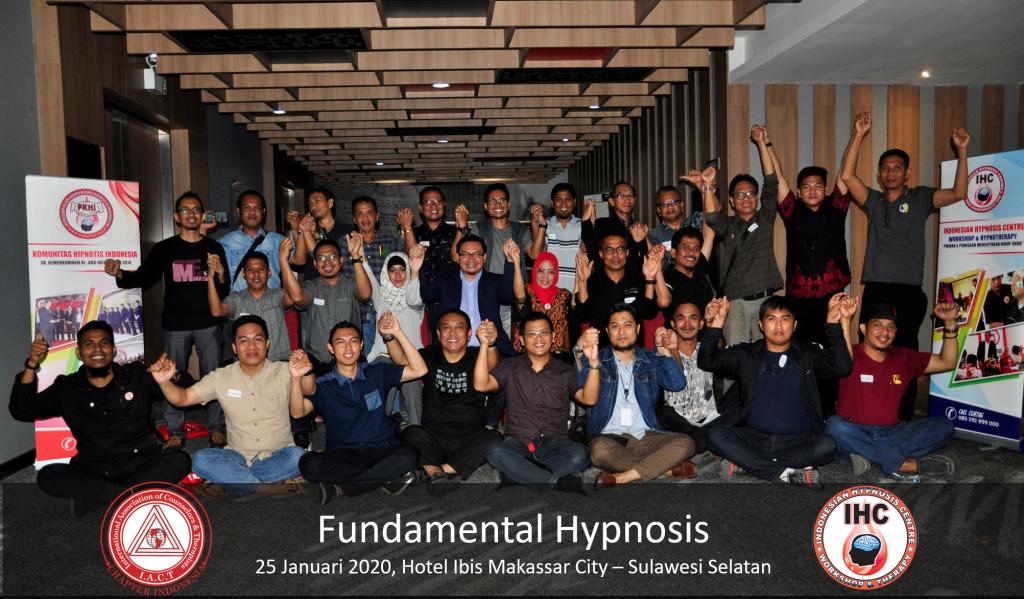 Andri Hakim23 - Fundamental Hypnosis - Januari 25, Makassar 2020