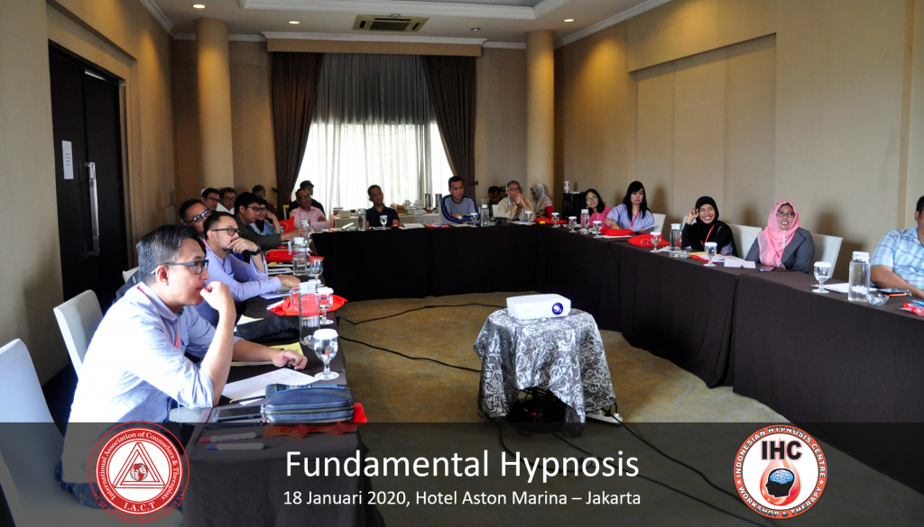 Andri Hakim5 - Fundamental Hypnosis - Januari 18, Ancol Jakarta 2020