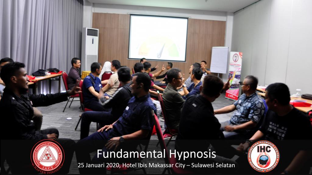 Andri Hakim9 - Fundamental Hypnosis - Januari 25, Makassar 2020