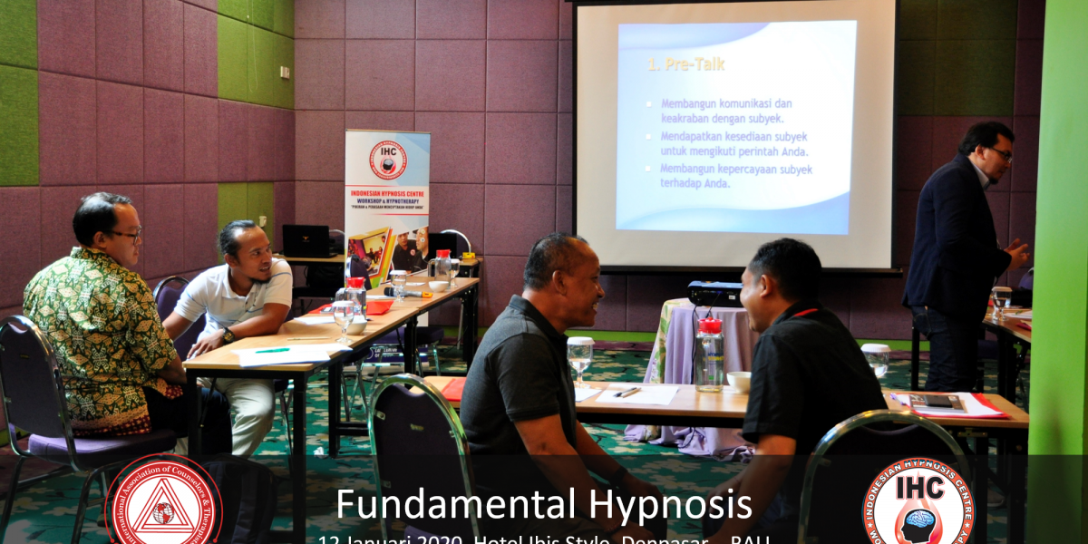 Fundamental Hypnosis - Januari 12, Denpasar Bali 2020 03