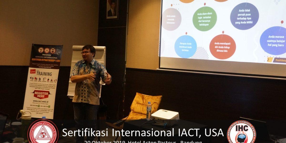 IACT Andri Hakim 2019 08