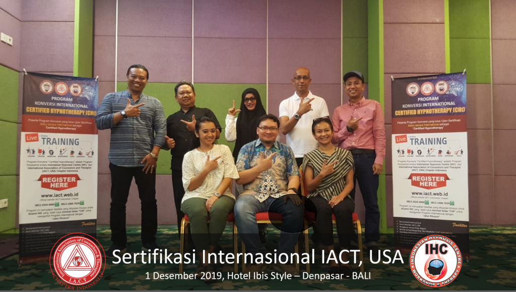 IACT Andri Hakim , Bali