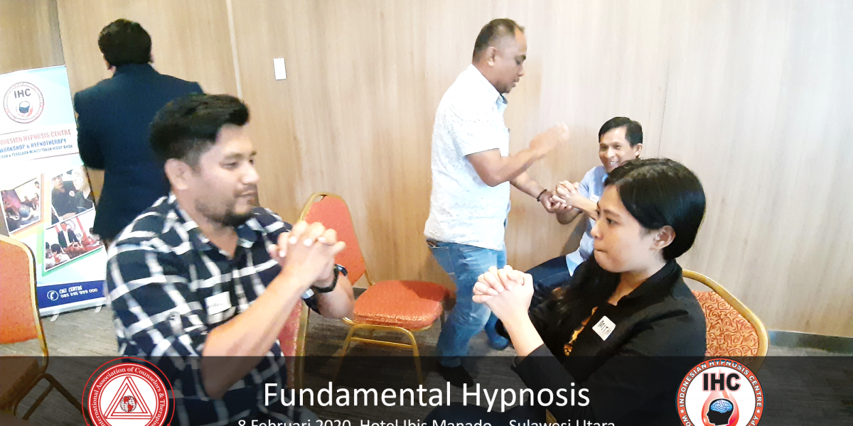 Andri Hakim01 - Fundamental Hypnosis - Februari 9, Manado 2020