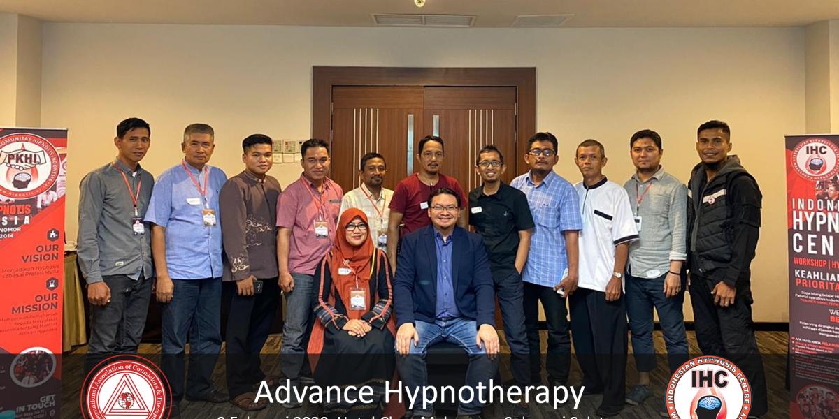 Andri Hakim02 - Advance Hypnotherapy - 9 Februari 2020, Makassar