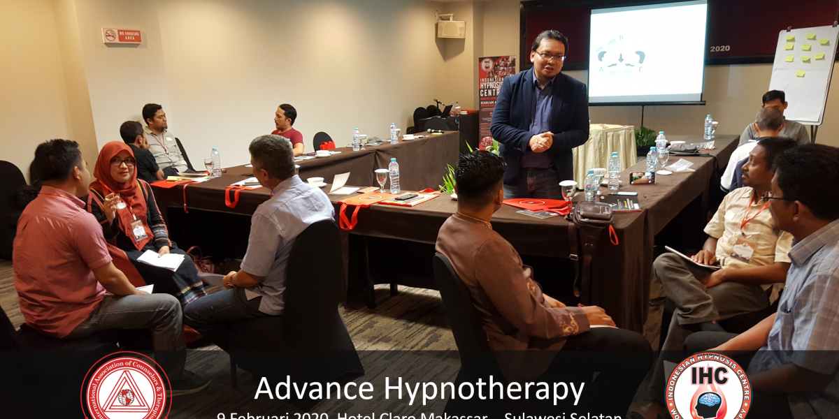 Andri Hakim04 - Advance Hypnotherapy - 9 Februari 2020, Makassar