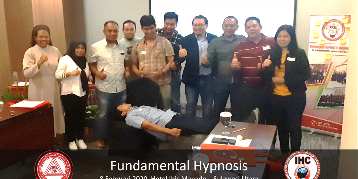 Andri Hakim04 - Fundamental Hypnosis - Februari 9, Manado 2020
