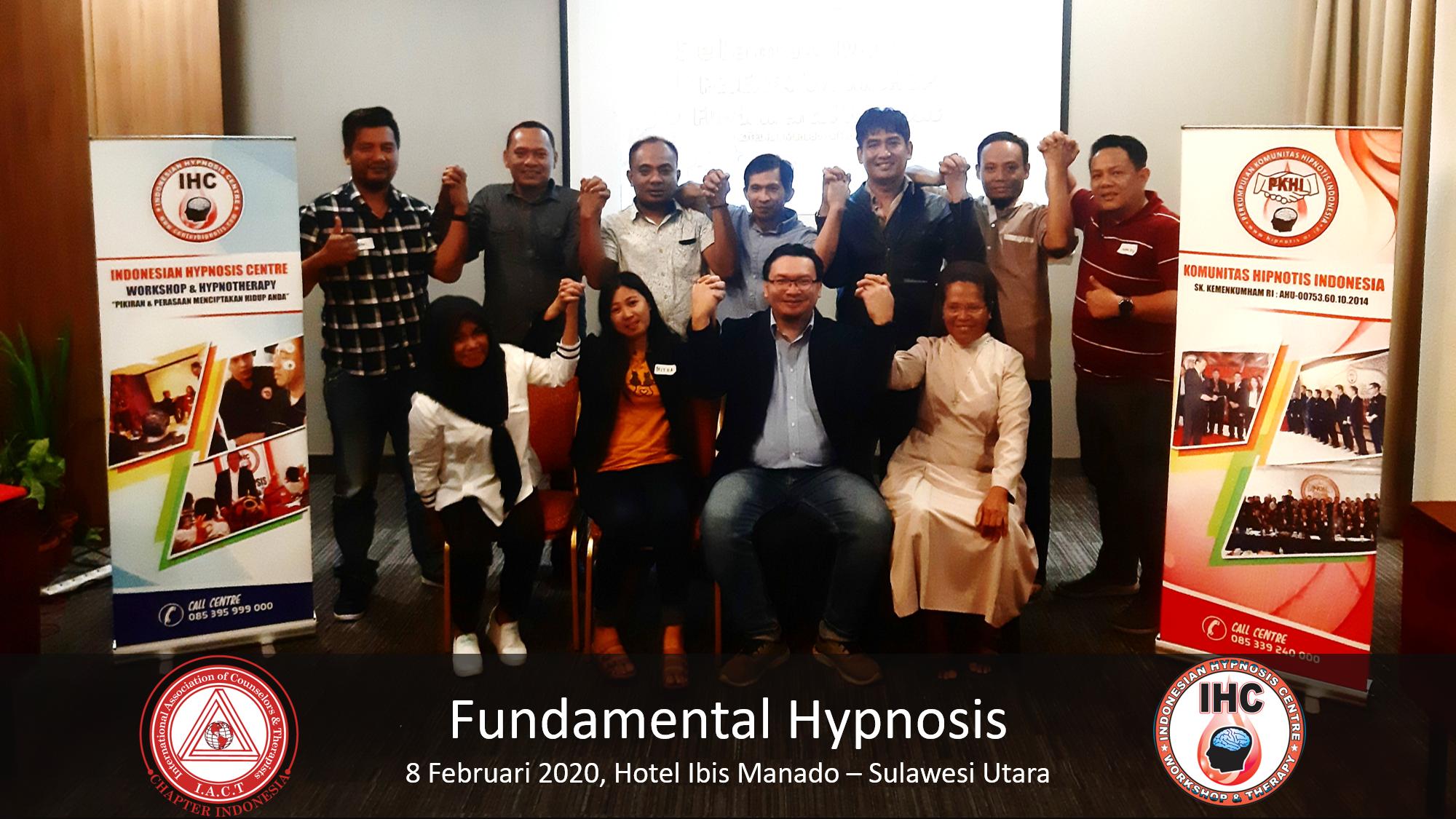 Andri Hakim05 - Fundamental Hypnosis - Februari 9, Manado 2020