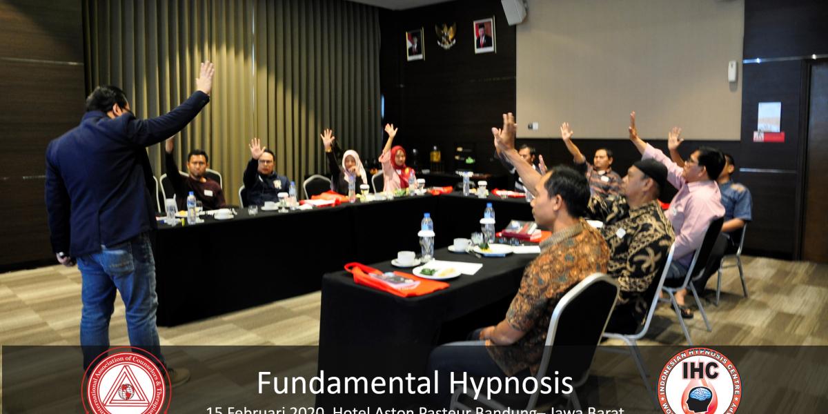 Andri Hakim1 - Fundamental Hypnosis - Februari 15, Bandung 2020