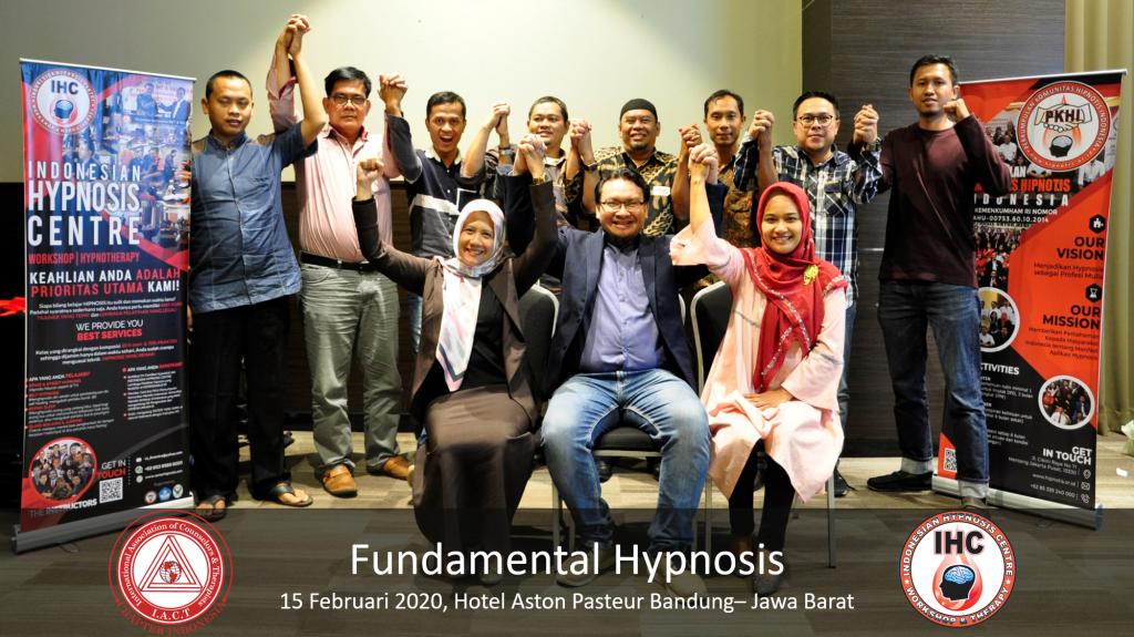 Andri Hakim2 - Fundamental Hypnosis - Februari 15, Bandung 2020