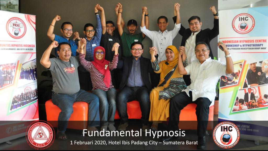 Andri Hakim25 - Fundamental Hypnosis - Februari 1, 2020, Padang