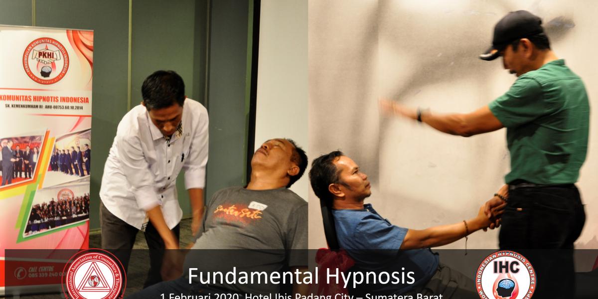Andri Hakim26 - Fundamental Hypnosis - 1 Februari 2020, Makassar