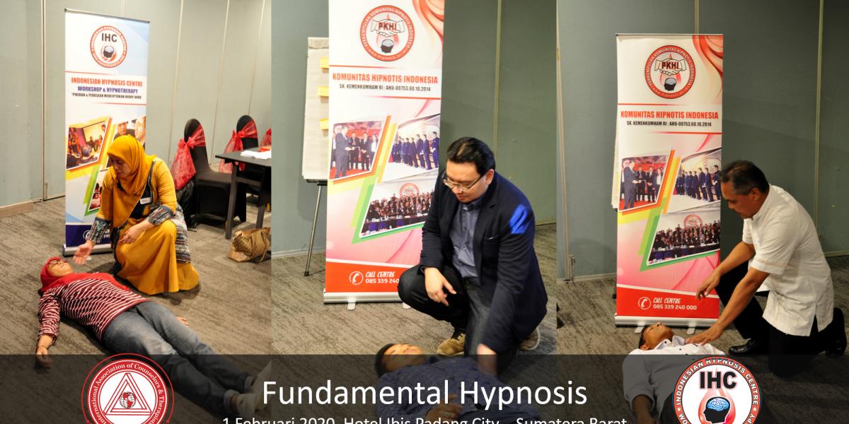 Andri Hakim28 - Fundamental Hypnosis - 1 Februari 2020, Makassar