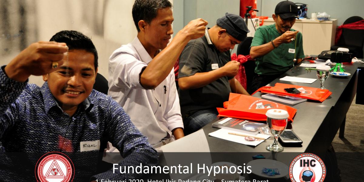Andri Hakim29 - Fundamental Hypnosis - 1 Februari 2020, Makassar