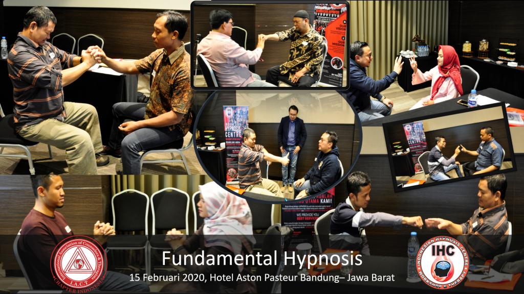 Andri Hakim4 - Fundamental Hypnosis - Februari 15, Bandung 2020