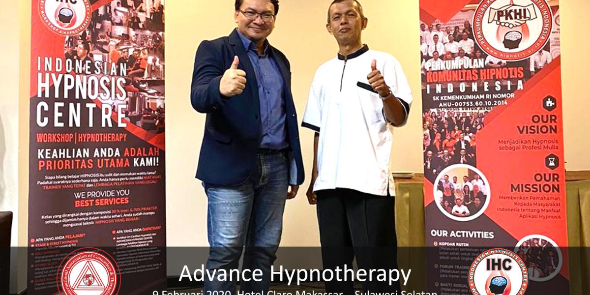 Peserta Andri Hakim Advance Hypnotherapy Makassar 02