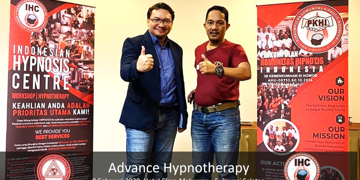 Peserta Andri Hakim Advance Hypnotherapy Makassar 09