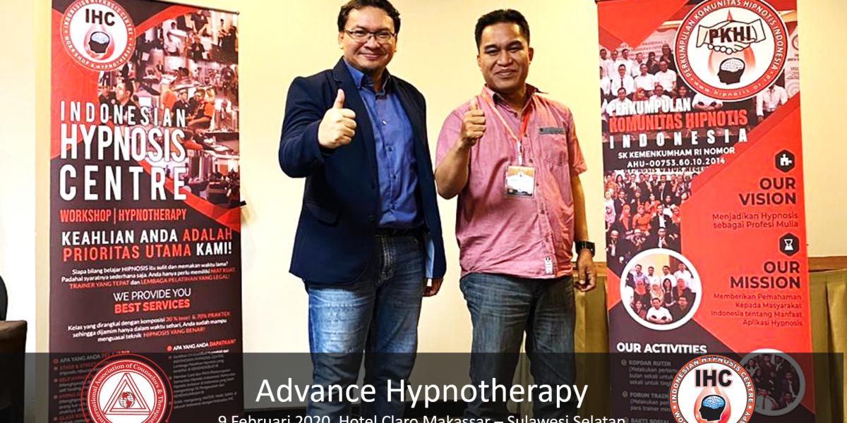 Peserta Andri Hakim Advance Hypnotherapy Makassar 10