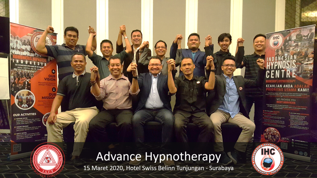 Advance Hypnotherapy - Maret 15, Surabaya 2020 08