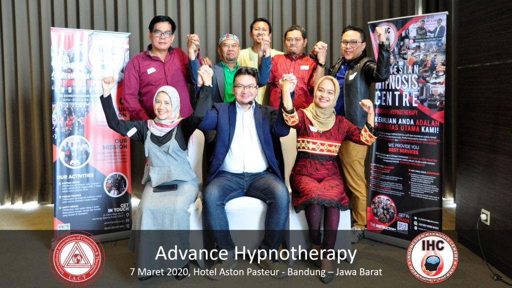 Advance Hypnotherapy - Maret 7, Bandung 2020 02