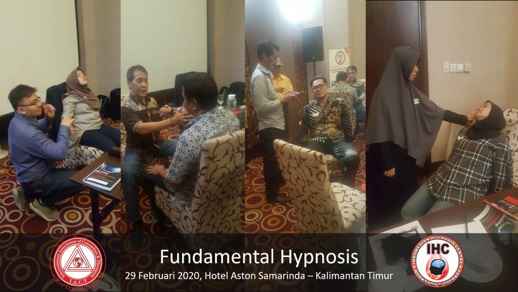 Fundamental Hypnosis - Februari 29, Samarinda 2020 08