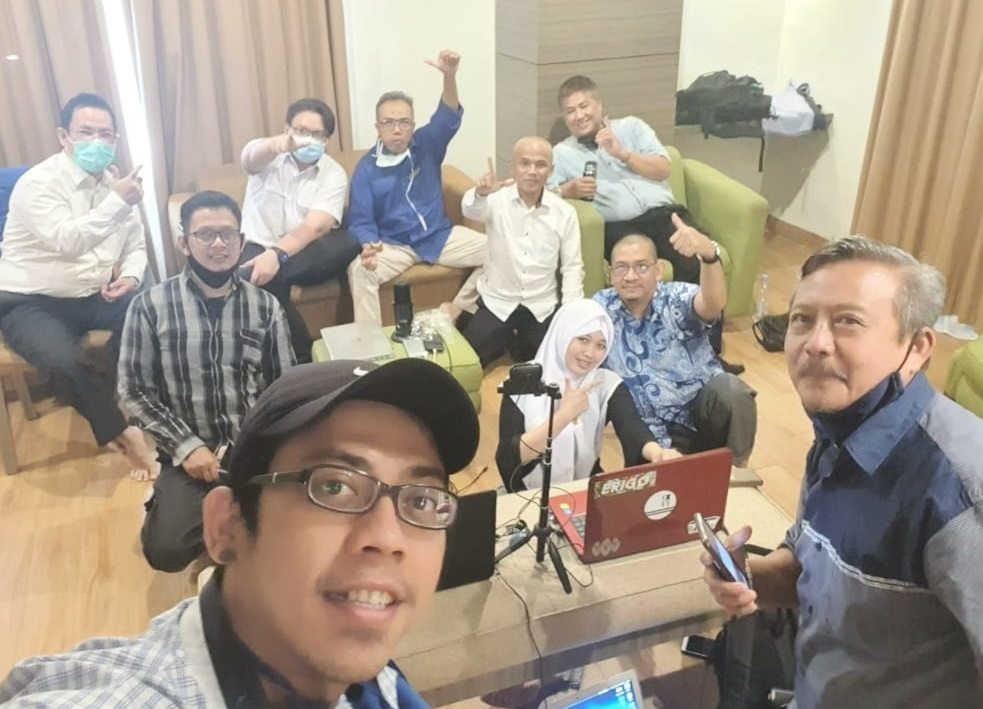 IACT Chapter Indonesia Agustus Chit Chat Juli 2020