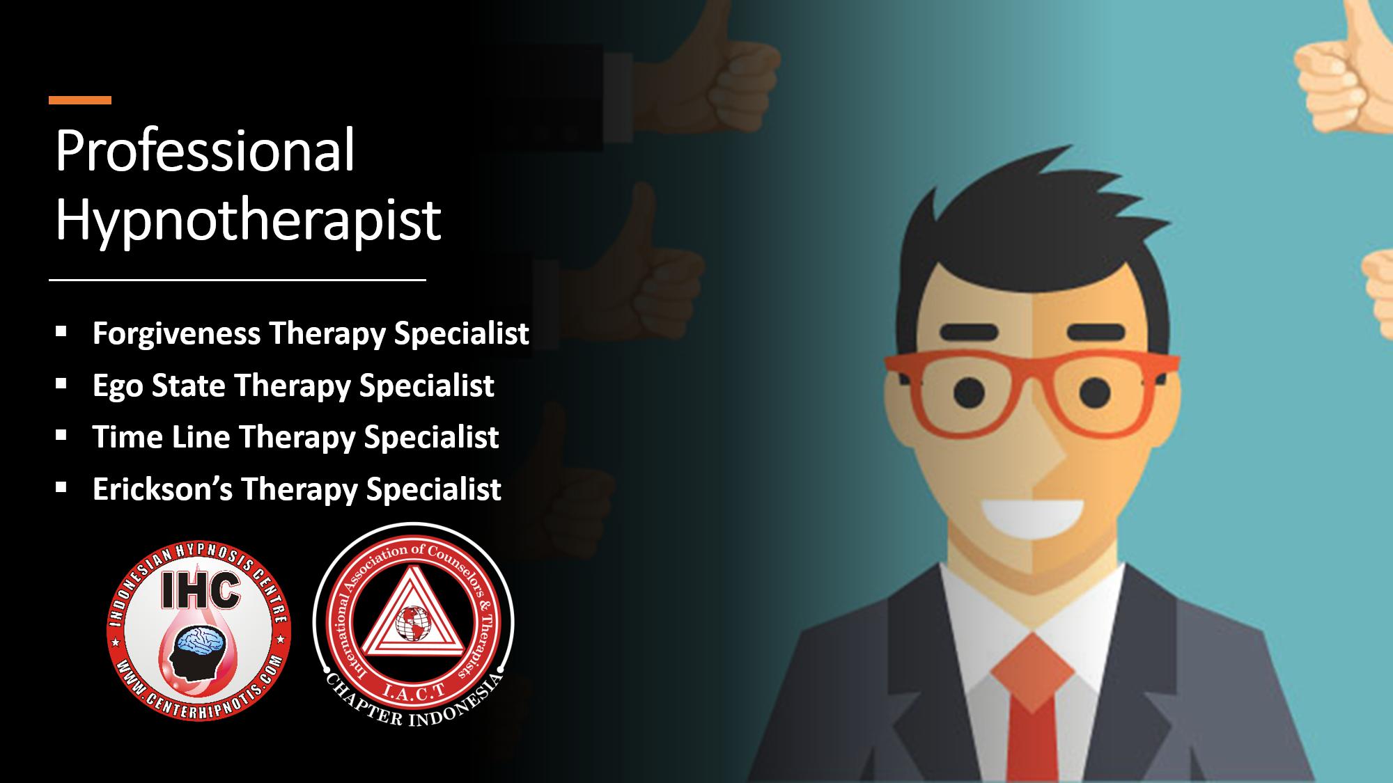 Professional Hypnotherapist
