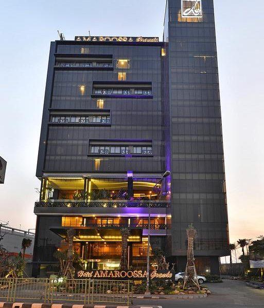 Hotel Amaroossa Grande Bekasi