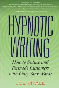 Hypnotic Writing Joe Vitale