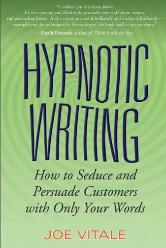 Hypnotic Writing Joe Vitale