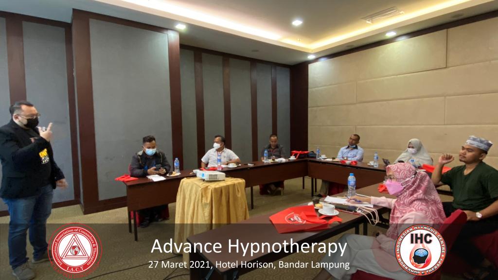 Andri Hakim 3 Advance Hypnotherapy Lampung 27 Maret 2021