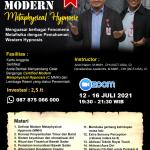 Modern Metaphysical Hypnosis - Andri Hakim Acalendra Juli 2021