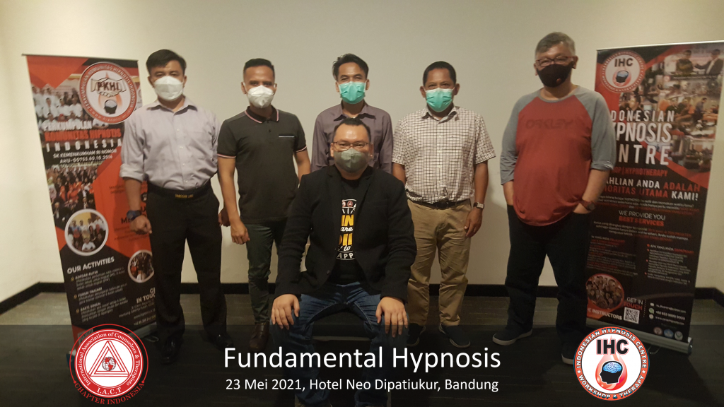 Pelatihan Profesi Fundamental Hypnosis, Hotel Neo Dipatiukur Bandung, 23 Mei 2021