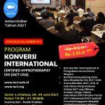 Kelas IACT Konversi Internasional Juni 2021
