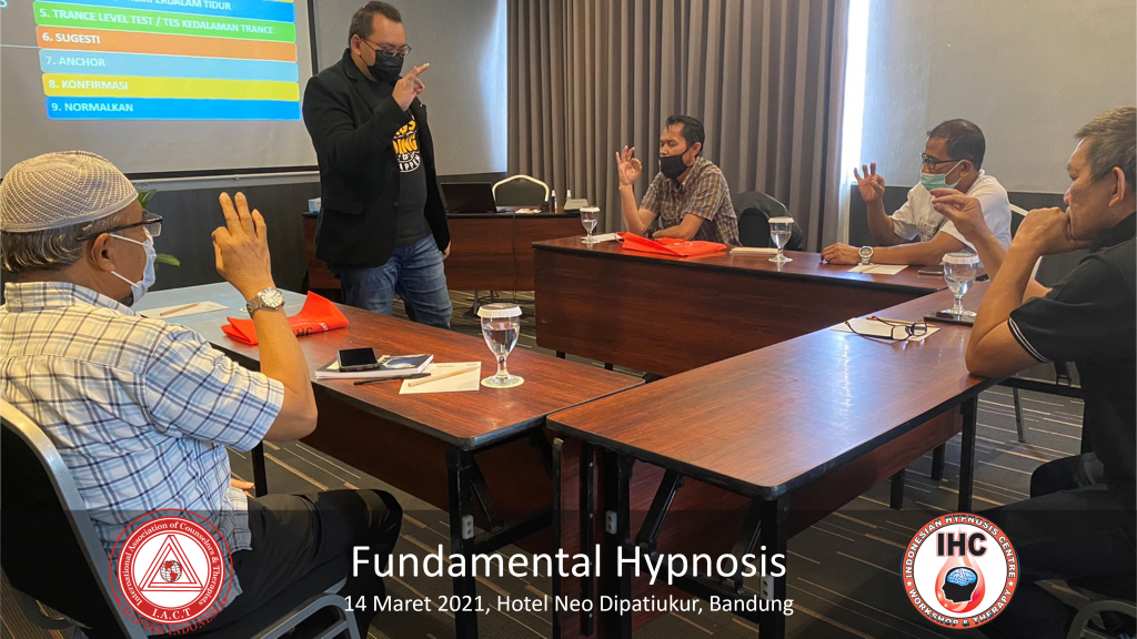 Andri Hakim 2 Fundamental Hypnosis - Bandung 14 Maret 2021