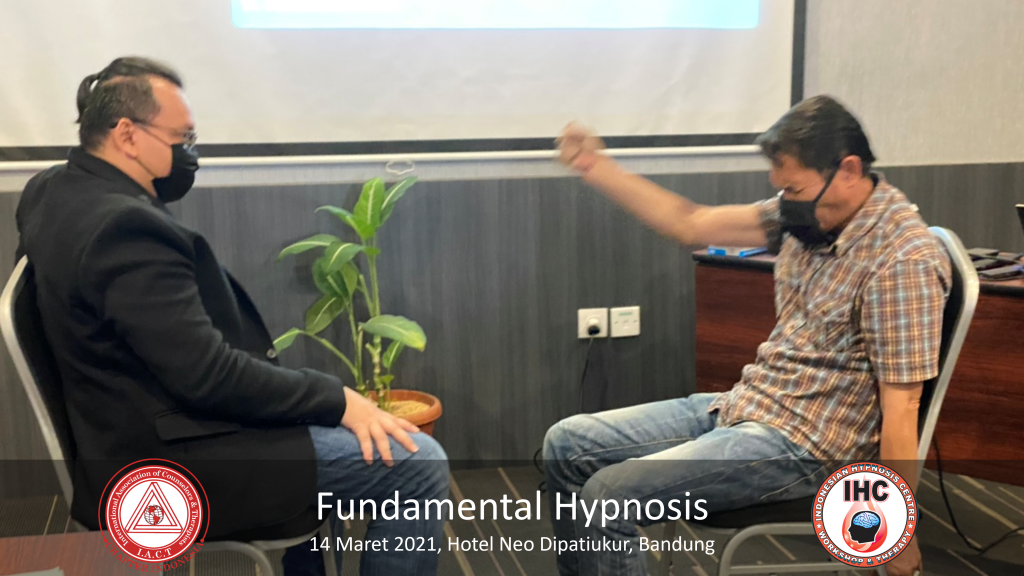 Andri Hakim 4 Fundamental Hypnosis - Bandung 14 Maret 2021