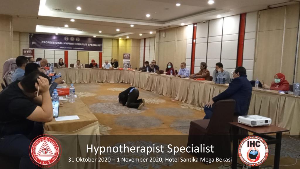 Andri Hakim 5 Professional Hypnotherapist Specialist 31 oktober 2020 Bekasi