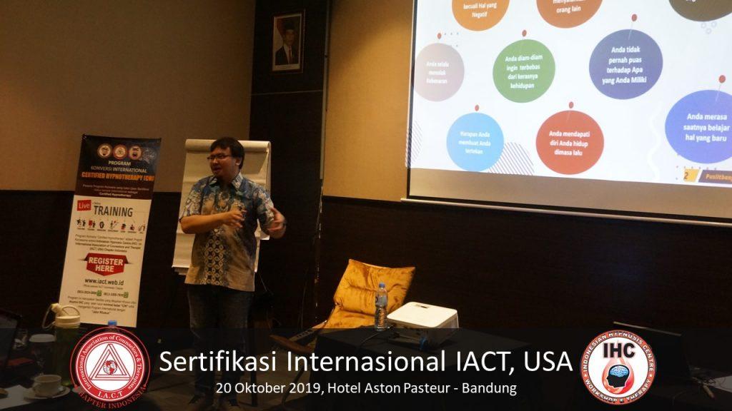 IACT Andri Hakim Bandung 20 okt 2019 08